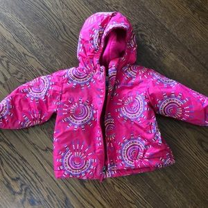 Columbia warm winter coat size 18-24 months
